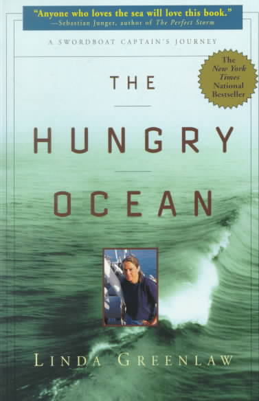 The Hungry Ocean By Greenlaw, Linda